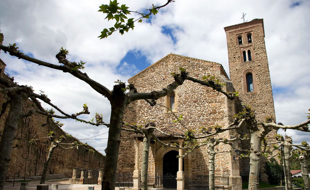 Iglesia Santa María del Castillo