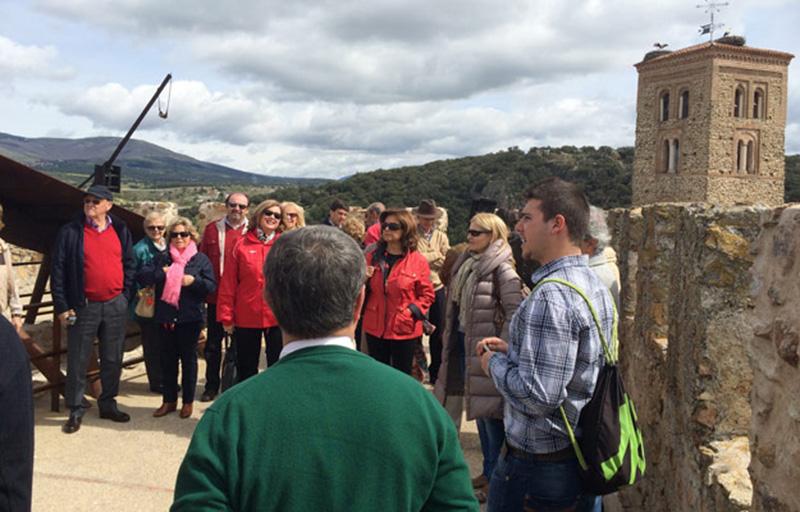 Visitas guiadas al caso histórico de Buitrago del Lozoya