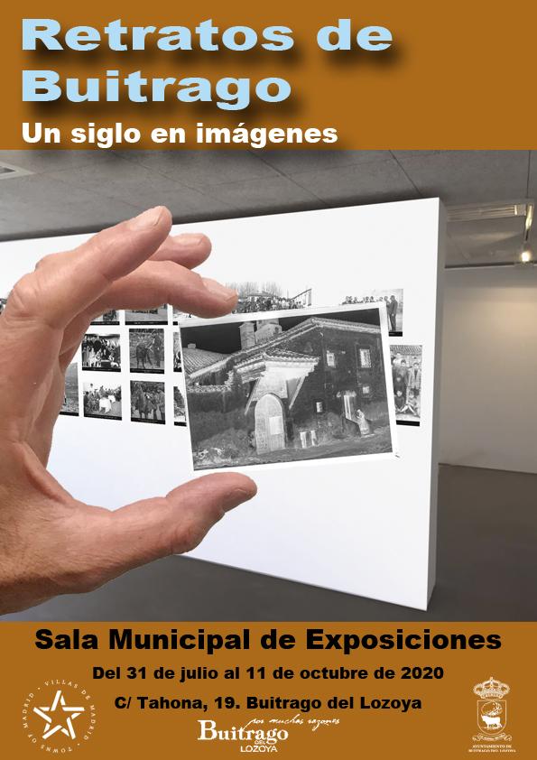 Exposición Retratos de Buitrago, un siglo en imágenes