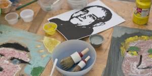 Talleres infantiles de verano, visitas y mediación cultural en el Museo Picasso Colección Eugenio Arias