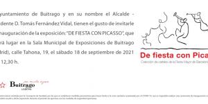 Exposición: DE FIESTA CON PICASSO