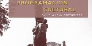 Programación cultural por las Fiestas en honor al Cristo de los Esclavos y a la Virgen de la Soledad 2021