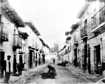 Calle Real 1922