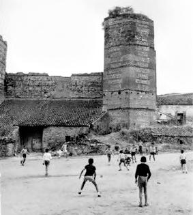 Plaza del Castillo 1960