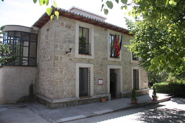 Centro de Innovación Turística de la Sierra Norte de Madrid, Villa San Roque